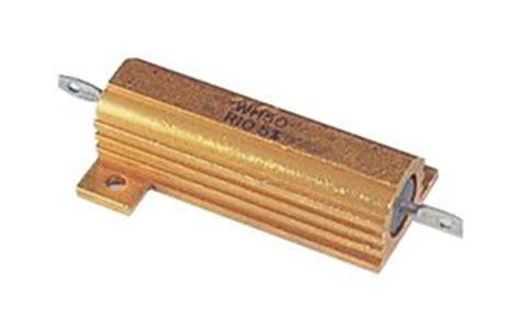 dale wirewound resistor rh0508r000fc02 vishay dale wirewound resistor 8 ohm 50w 1 newark element14