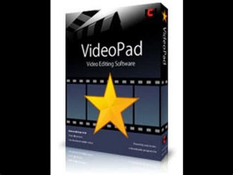 videopad full tutorial full download videopad video editor serial key
