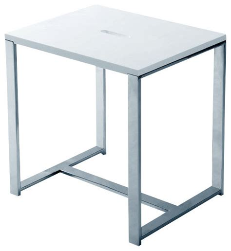 modern shower bench adm matte white stone resin bathroom stool modern shower benches seats by adm