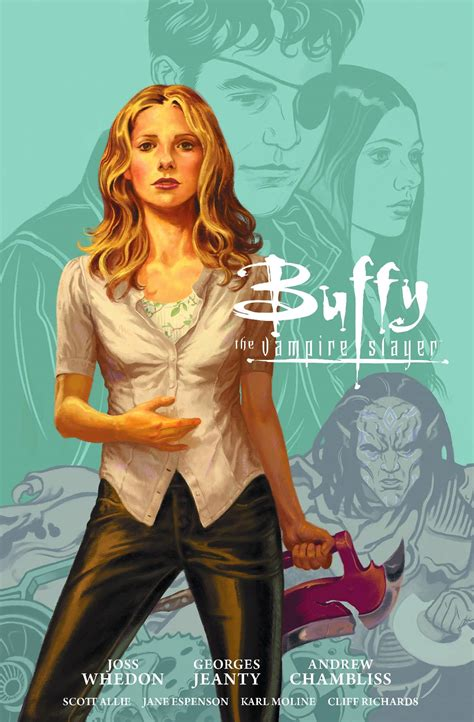 buffy the slayer season 9 vol 1 fresh comics