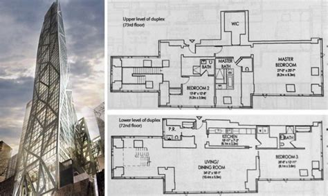 REVEALED: Penthouse Floorplans for Jean Nouvel's MoMA