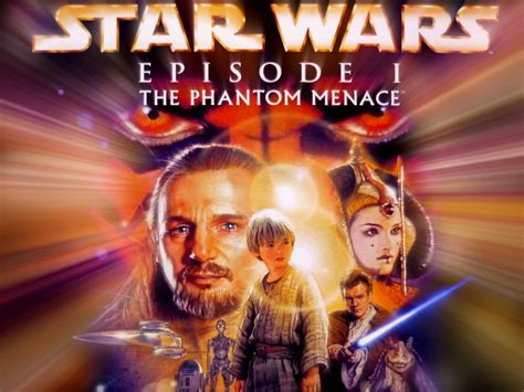 The phantom menace then and now 8ball co uk