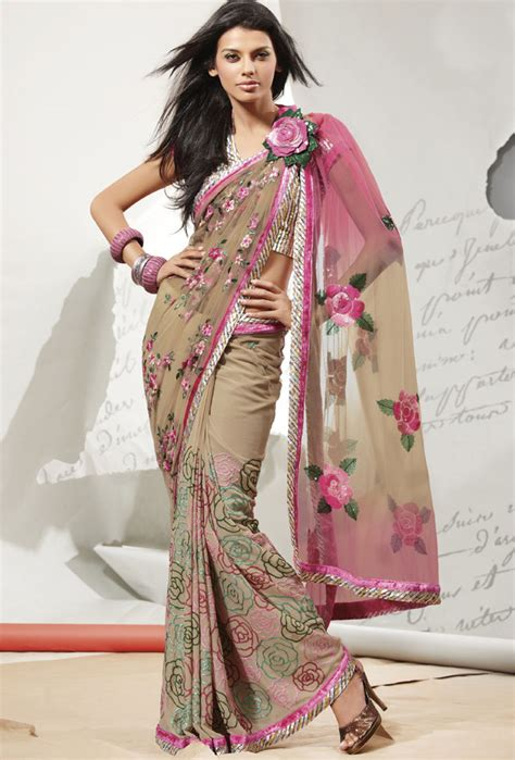 saree draping in different styles wearing saree in 5 different styles stylefortune
