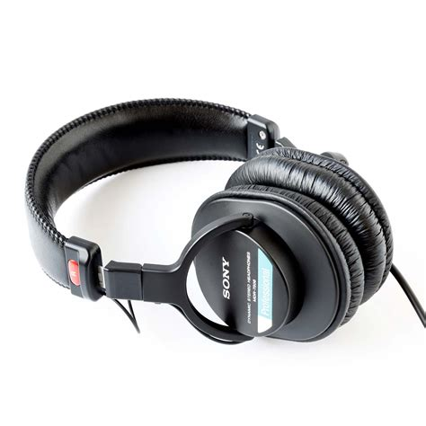 Headphone Sony Mdr 7506 sony mdr 7506 headphones sound network