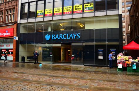 barclays bank in usa barclays bank branch on market manchester photo