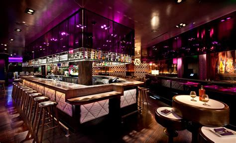 Contemporary Restaurant & Bar Interior Design Ideas