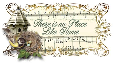 s there 237 s a place like home