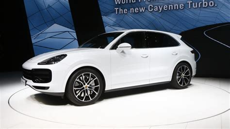 Cost Of A Porsche Cayenne by Most Expensive 2019 Porsche Cayenne Turbo Costs 166 310