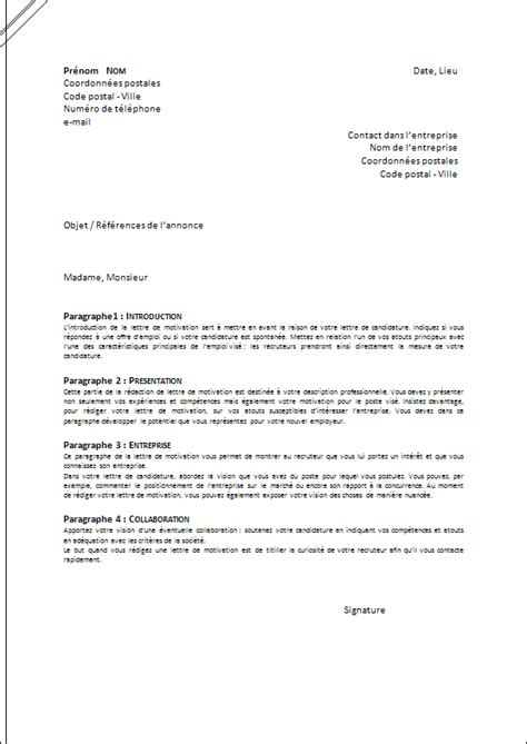 Lettre De Motivation De Diplomã Lettre De Motivation Manuscrite Le Dif En Questions
