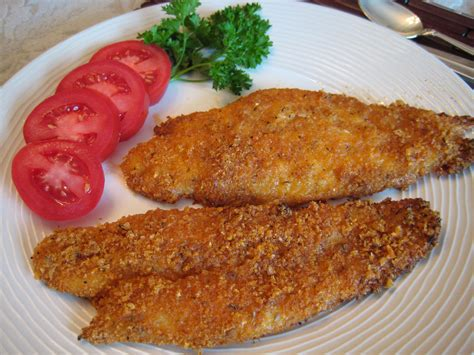 fried fish recipe low carb