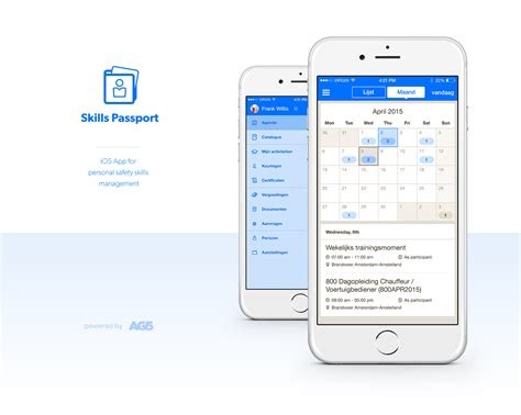 ios app layout tool upstruct graphic design studio skills passport ios app