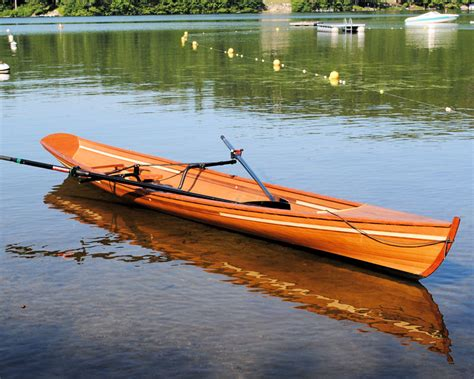 designing a fast rowboat page 70 boat design forums - Fast Row Boats
