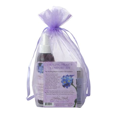 Earth Baby Pregnancy Gift Bag by Earth Baby Healing Comfort Kit For Prengancy Loss