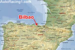 Bilbao Spain Map by Bilbao Spain Map Related Keywords Amp Suggestions Bilbao