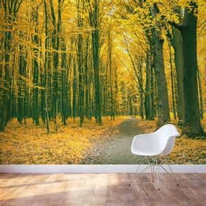 trees in this wall mural these removable wallpaper mural panels are walk in the forest wall mural 12 wide by 9 high ebay