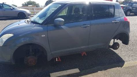 Car Tyres Plymouth by Vandals Leave Trail Of Slashed Tyres Along New Plymouth