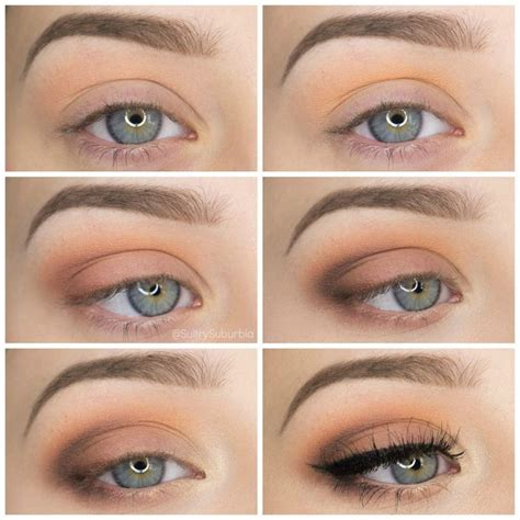 Eyeshadow Gold Tutorial makeup smoothie chickadee frappe purely