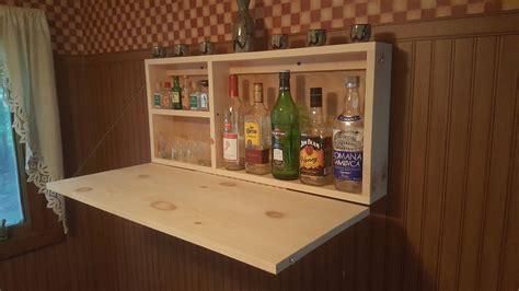 fold down bar cabinet murphy bar unfinsihed mane cave wall mount liquor cabinet fold