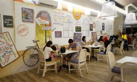 cafe buka  jam  surabaya tempat nongkrong ngopi