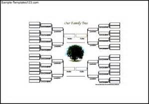 family tree diagram template free editable family tree diagram free pdf format sle