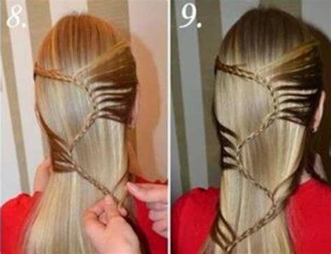 imagenes de trenzas muy bonitas peinados bonitos con trenzas para cabello largo belleza