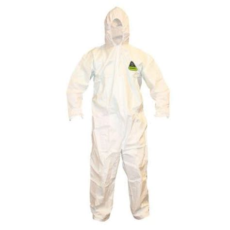 home depot paint coveralls cordova defender ii microporous s large white hooded