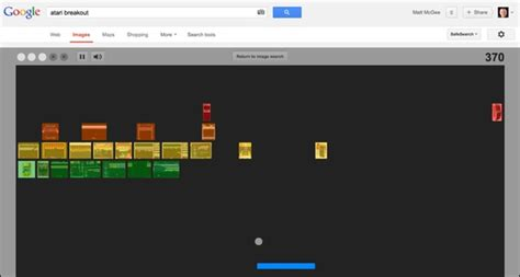 google images easter egg games google s latest easter egg brings atari breakout game to