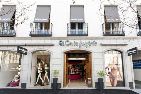 ventas de entrada el corte ingles el corte ingl 233 s abre su primera tienda de lencer 237 a en