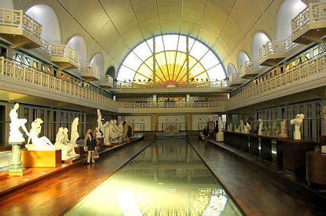 vasca olimpionica roubaix museo piscina o piscina museo vogliadifrancia