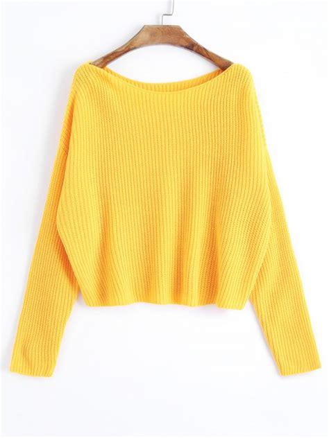 Yellow Sweater yellow sweater baggage clothing