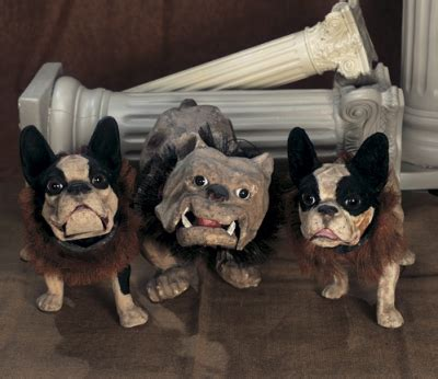 How To Make Paper Mache Toys - best in show 70 paper mache pull bulldog