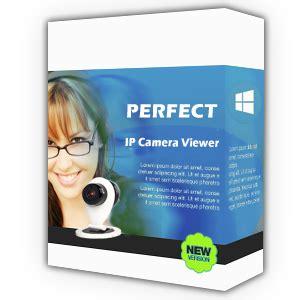 perfect surveillance ip camera surveillance software