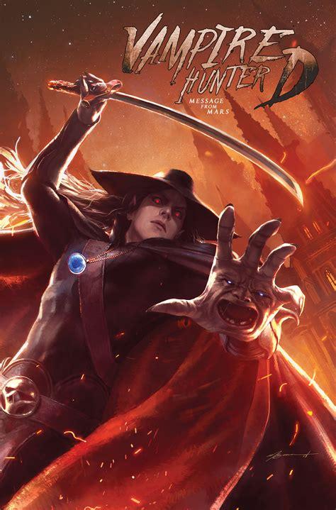 d d vampire hunter d 1 stranger comics