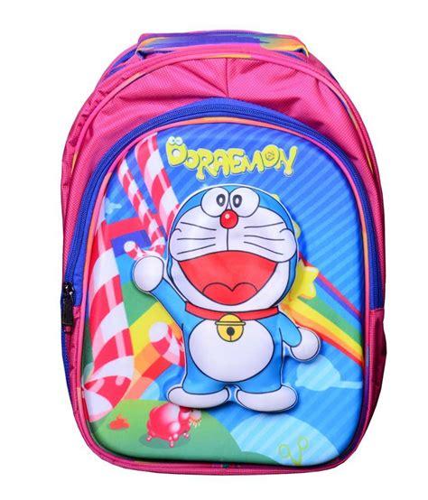 Bag Doraemon hysty doraemon school bag buy hysty doraemon school bag at low price snapdeal