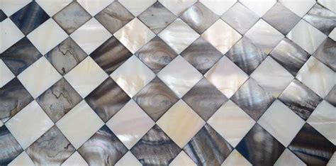 shell mosaic tiles black white shell mosaic tiles black white of pearl tile backsplash