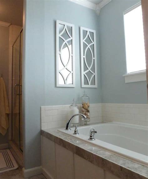 best paint colors for small bathrooms stunning blue bathroom paint colors for small bathrooms with unique frame of mirror home