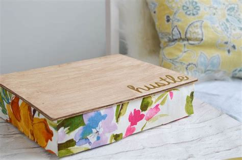 how to make a lap desk diy crafts 10 handpicked ideas to discover in diy and