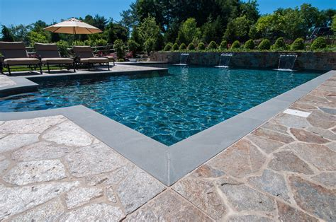 pebble sheen colors pebble sheen blue pool finish poolscapes in 2019