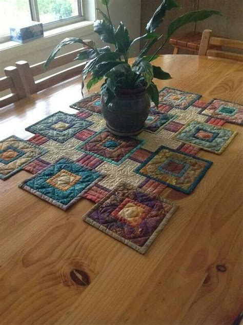 Patchwork Table Mats Pattern - pin by carolyn oban on quilt patchwork