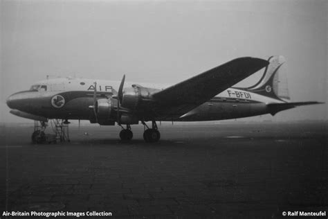 Mba In Aviation Management In Germany by Aviation Photographs Of Douglas Dc 4 Abpic