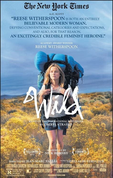 film wild what s it like to hike the pacific crest trail the