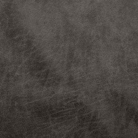 fake leather upholstery fabric aged brown distressed antiqued suede faux leather