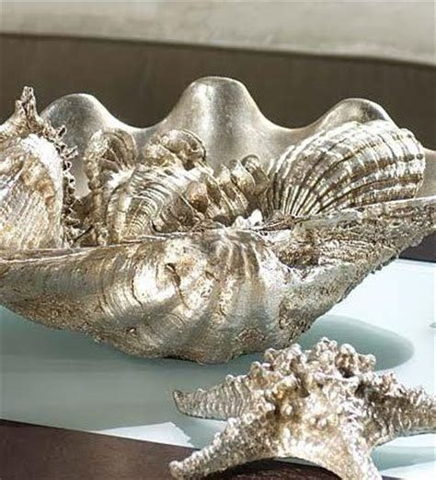 shell badezimmerdekor die besten 25 riesenmuschel venusmuschel ideen auf