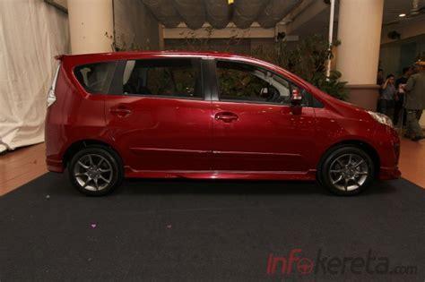 perodua alza 2014 dilancarkan harga bermula rm52 400 infokereta