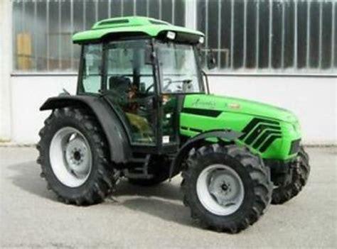 Free Deutz Fahr Agrokid 210 220 230 Tractor Workshop