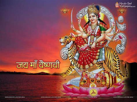 wallpaper full hd bhakti bhakti wallpaper navratri happy navrati