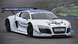 Audi Lms Ultra Audi R8 Lms Ultra Real Madrid Edition Photo 9 12708