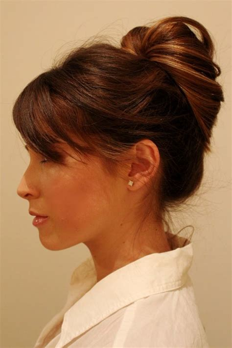 easy updo hairstyles for thin hair 12 fabulous hairstyles for thin hair pretty designs