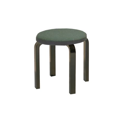 Black Stool Child by Aalto Ne60 Children S Stools Black Lacquered
