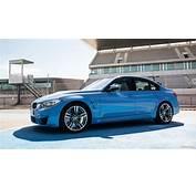 2015 BMW M3 Sedan  Side HD Wallpaper 48 1920x1080